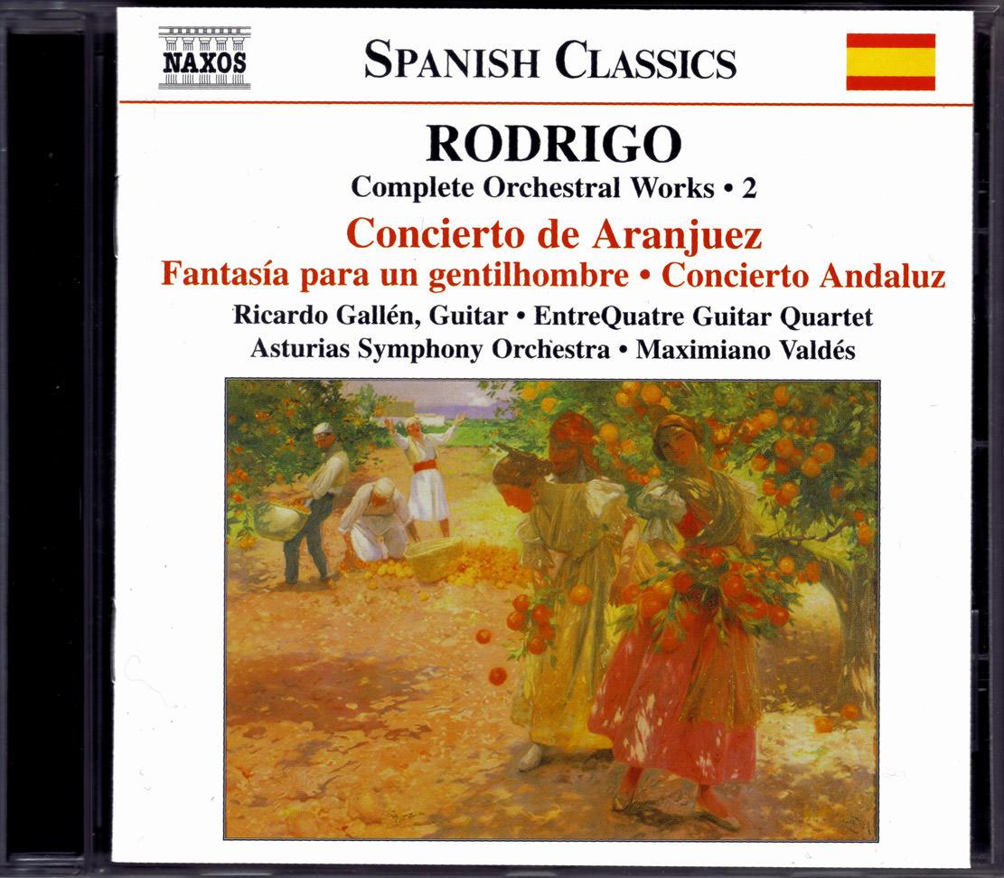 Joaquín Rodrigo. Vol II. (2002)